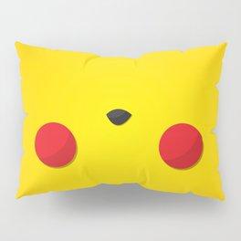Yellow Face Pillow Sham