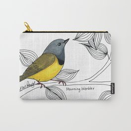 Mourning Warbler Carry-All Pouch