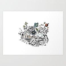 BB Art Print