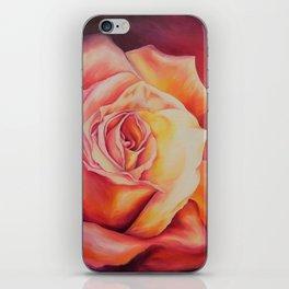 Sunset Rose iPhone Skin