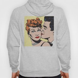 Lucy and Desi Hoody
