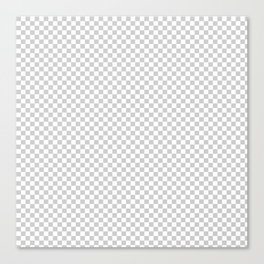 Transparency Pattern Canvas Print