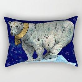 Stellar Edge Rectangular Pillow