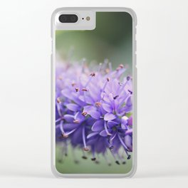 Unremembered acts of kindness... Clear iPhone Case