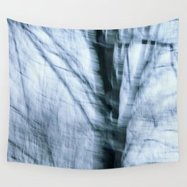 Winter Wind Wall Tapestry