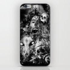 tortured souls iPhone & iPod Skin