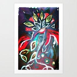 themaskoftomorrow Art Print