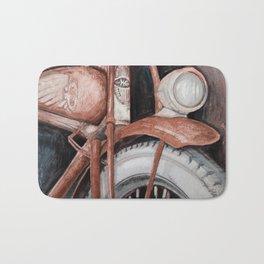 Rusty '38 Bath Mat