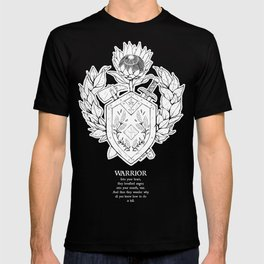 Plant Secrets: Warrior Class T-shirt