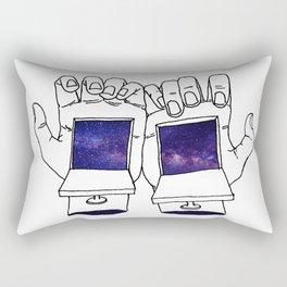 Interior Window Rectangular Pillow