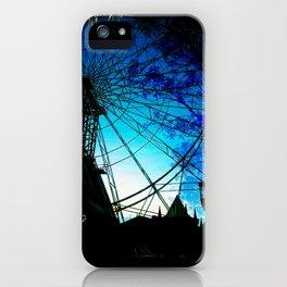 Ferris Wheel Nature iPhone Case