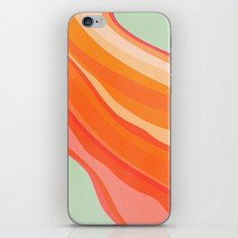 heatwave 2 iPhone Skin