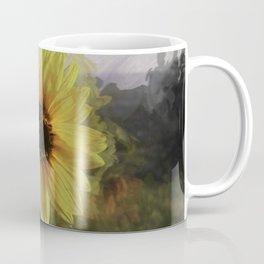Colby Sunflower Coffee Mug