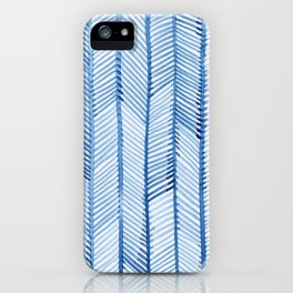 Blue Quills iPhone Case