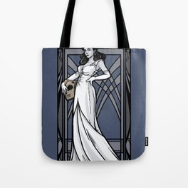 The Flying Man Tote Bag