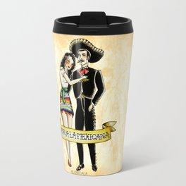 Amor a la Mexicana Travel Mug