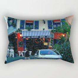 Chez Blanco Rectangular Pillow