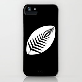 NZ Rugby iPhone Case