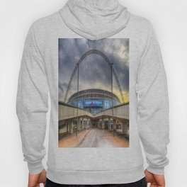 Wembley stadium London Hoody
