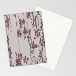Weathered Wood Paneling 02 Stationery Cards