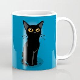 Looking at something Coffee Mug