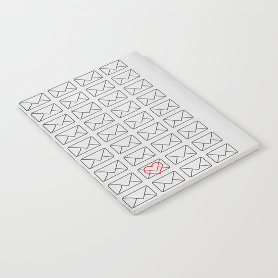 Love note Notebook