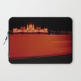 Red Flash Laptop Sleeve