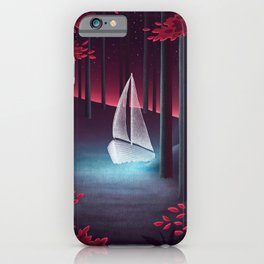 Early October iPhone Case
