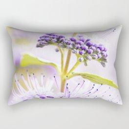 Russian Sage Rectangular Pillow