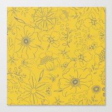 Aurulent Canvas Print