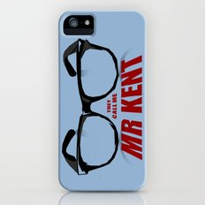 Mr Kent iPhone (5, 5s) Slim Case