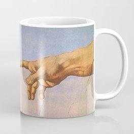 Michelangelo's Creation Coffee Mug