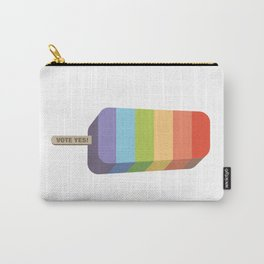 Ice Cream - Vote Yes! Carry-All Pouch