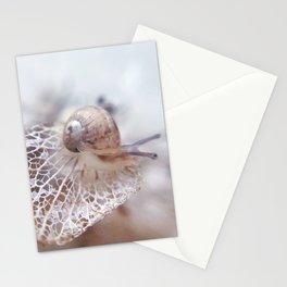 Snail's Pace #1 Stationery Cards