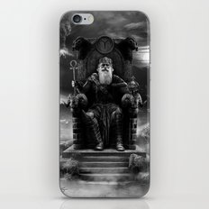 IV. The Emperor  iPhone & iPod Skin