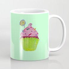 Brittany Lollipop Cupcake Mug