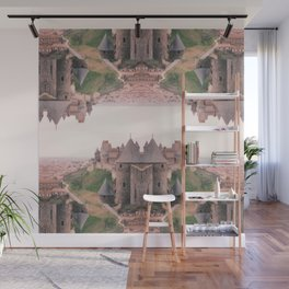 Chateau Photographic Pattern #1 Wall Mural