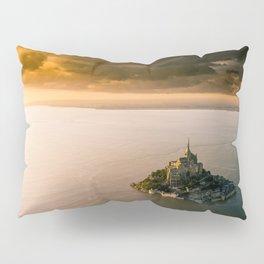 Mont Saint Michel Pillow Sham