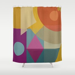 Mutt's Nuts ONE Square Shower Curtain