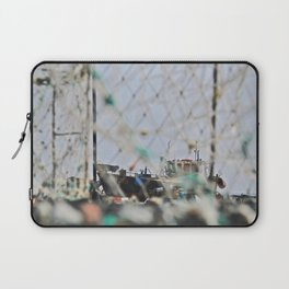 Through the Lobster Cages Laptop Sleeve