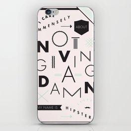 Avant-Garde iPhone Skin