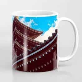 Asakusa Past and Present Coffee Mug