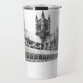 Lincoln Cathedral Travel Mug