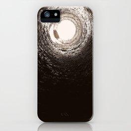 Looking up at Katahdin Iron Works iPhone Case