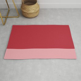 Candy color Block Rug