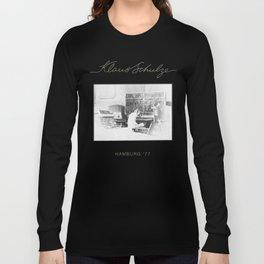 Klaus Schulze Hamburg '77 Long Sleeve T-shirt