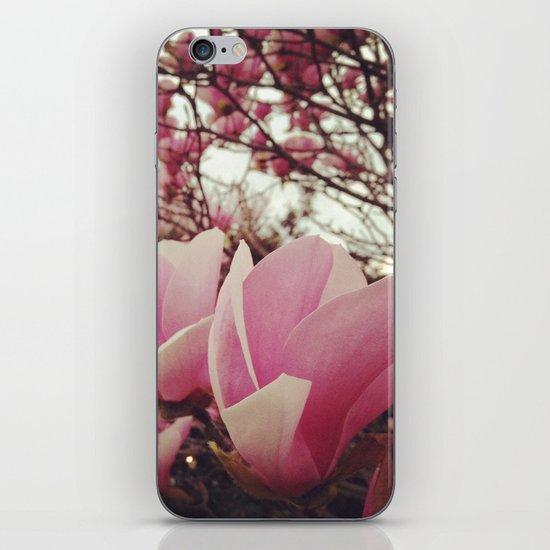 Wild Heart Pink iPhone & iPod Skin