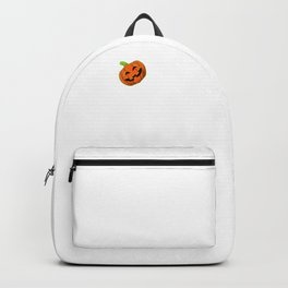 Halloween Obsessed Funny Halloween Horror Scary Backpack