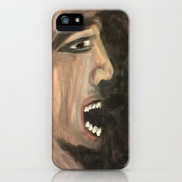 For Now. iPhone Case