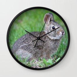 Bunny 3 Wall Clock